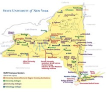 SUNY Information on